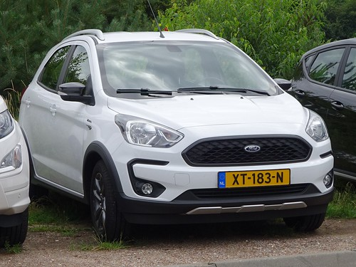 2019 Ford Ka+ Active Photo