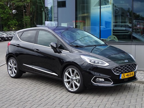 2019 Ford Fiesta Vignale Photo