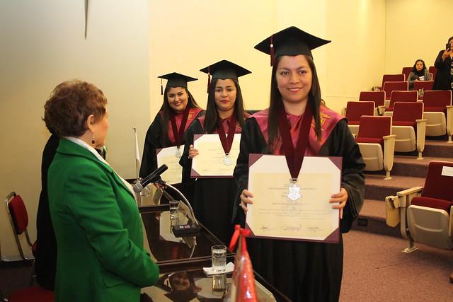 Facultad de Obstetricia y Enfermería de la USMP realizó ceremonia de titulación de nuevos profesionales en Obstetricia