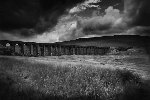 Ribblehead Viaduct Mono