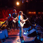 Wed, 31/07/2019 - 5:41pm - Jade Bird plays for an audience of WFUV Marquee Members at Rockwood Music Hall in New York City, 7/31/19. Photo by Gus Philippas/WFUV