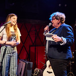 Wed, 31/07/2019 - 5:24pm - Jade Bird plays for an audience of WFUV Marquee Members at Rockwood Music Hall in New York City, 7/31/19. Photo by Gus Philippas/WFUV