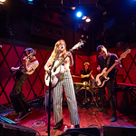 Wed, 31/07/2019 - 5:01pm - Jade Bird plays for an audience of WFUV Marquee Members at Rockwood Music Hall in New York City, 7/31/19. Photo by Gus Philippas/WFUV