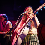 Wed, 31/07/2019 - 5:14pm - Jade Bird plays for an audience of WFUV Marquee Members at Rockwood Music Hall in New York City, 7/31/19. Photo by Gus Philippas/WFUV