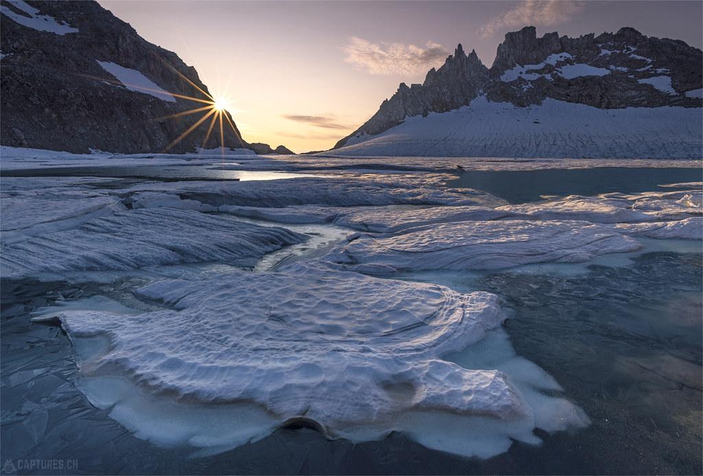 Sunrise - Gerenpass