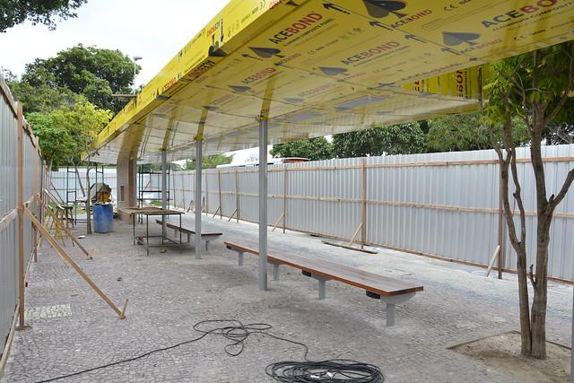 05.08.19 - Centro de Atendimento ao Turista e nova estação de ônibus na Ponta Negra