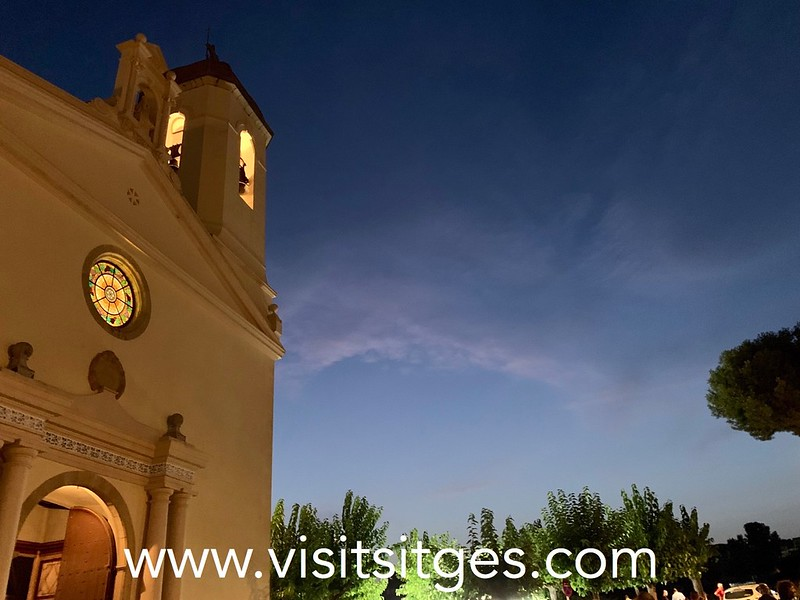 Nuestra Señora del Vinyet, celebraciones en el Santuario del Vinyet