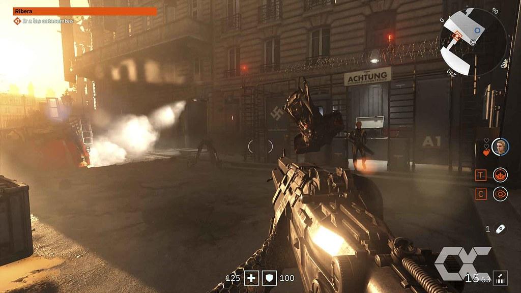 Wolfenstein Youngblood - Overcluster 07