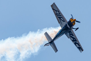 AirRace - Knife Edge Flight | by aksoykaan1