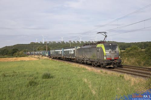 Re 475 414 . BLS Cargo . 42580 . Nothberg , Eschweiler . 05.08.19.