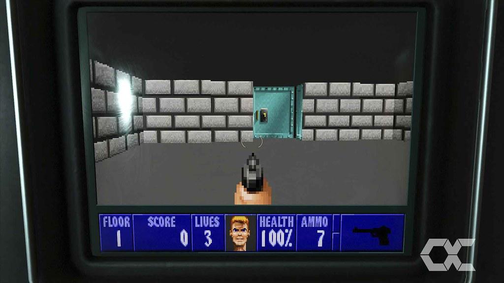 Wolfenstein Youngblood - Overcluster 08