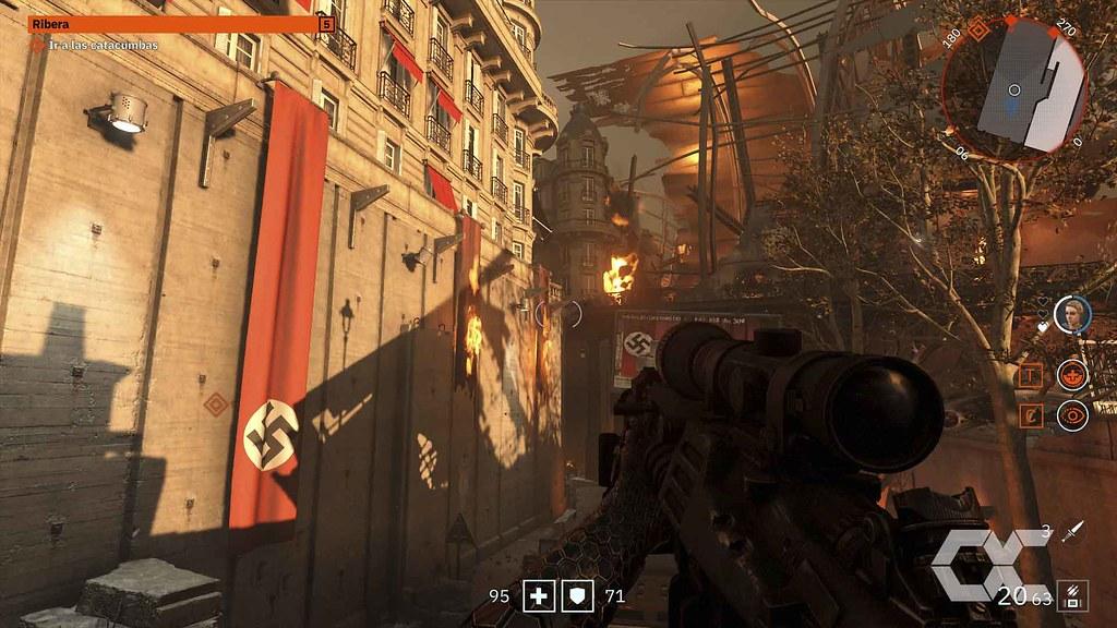 Wolfenstein Youngblood - Overcluster 05