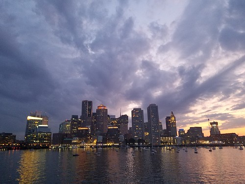 8-4-2019: Good evening, Boston. Boston, MA