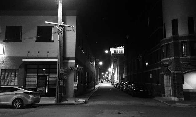 Marshall Street.