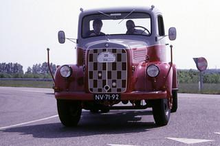 Mercedes-Benz L 4500 1954