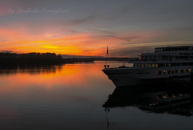 Sunset_Volga_Uglich