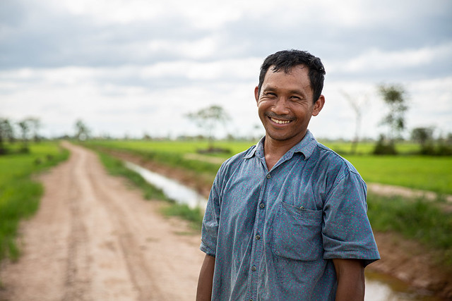 Cambodia - Reducing the Vulnerability of Cambodian Rural Livelihoods