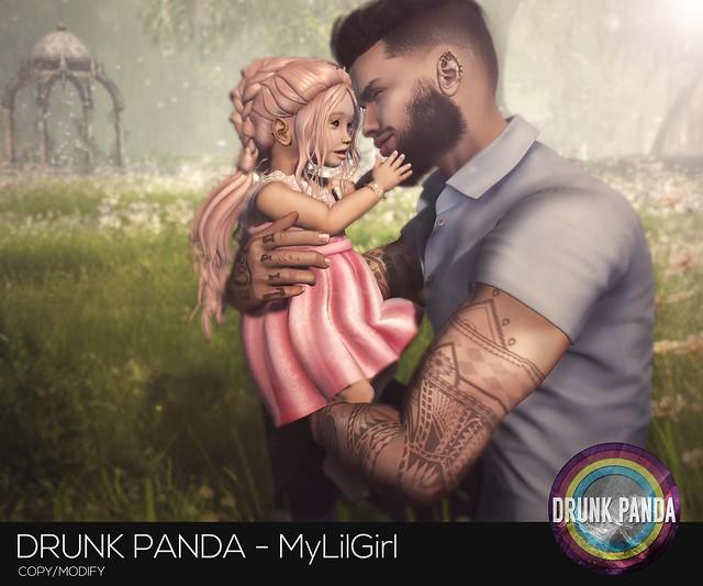 Drunk Panda - MyLilGirl