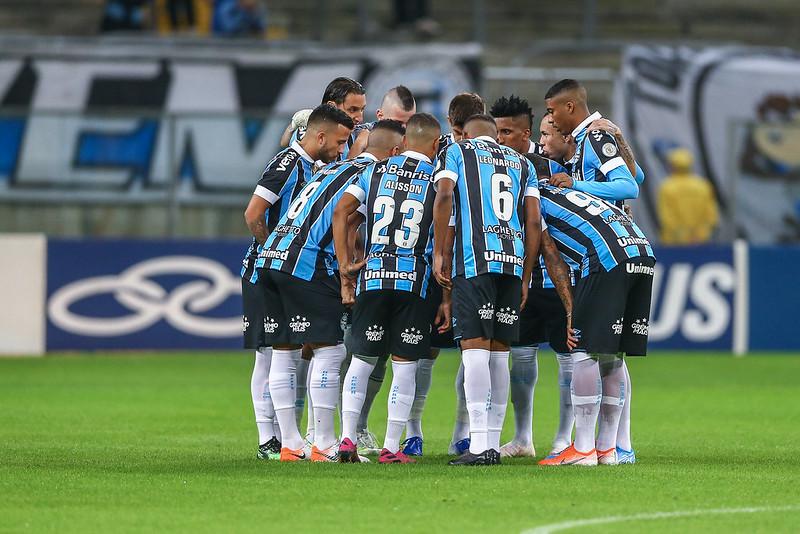 Grêmio x Chapecoense - Brasileirão 2019 - 05/08/19