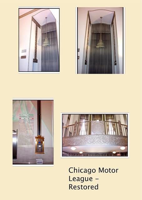 Chicago Illinois - Chicago Motor Club - AAA - American Automotive  Association - Wacker Tower