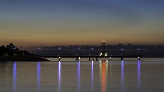 Spencer Smith Pier Pre-Dawn