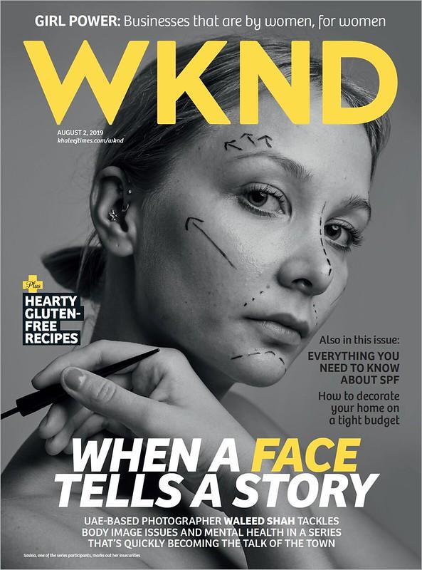 Khaleej Times Cover