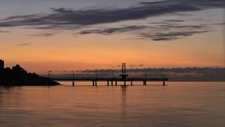 Spencer Smith Pier Sunrise