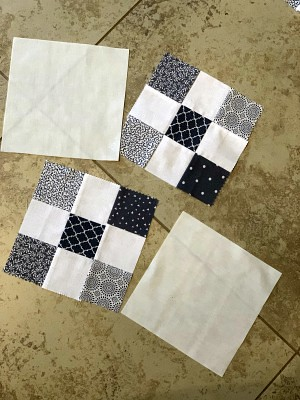 Irish Chain Quilt 4