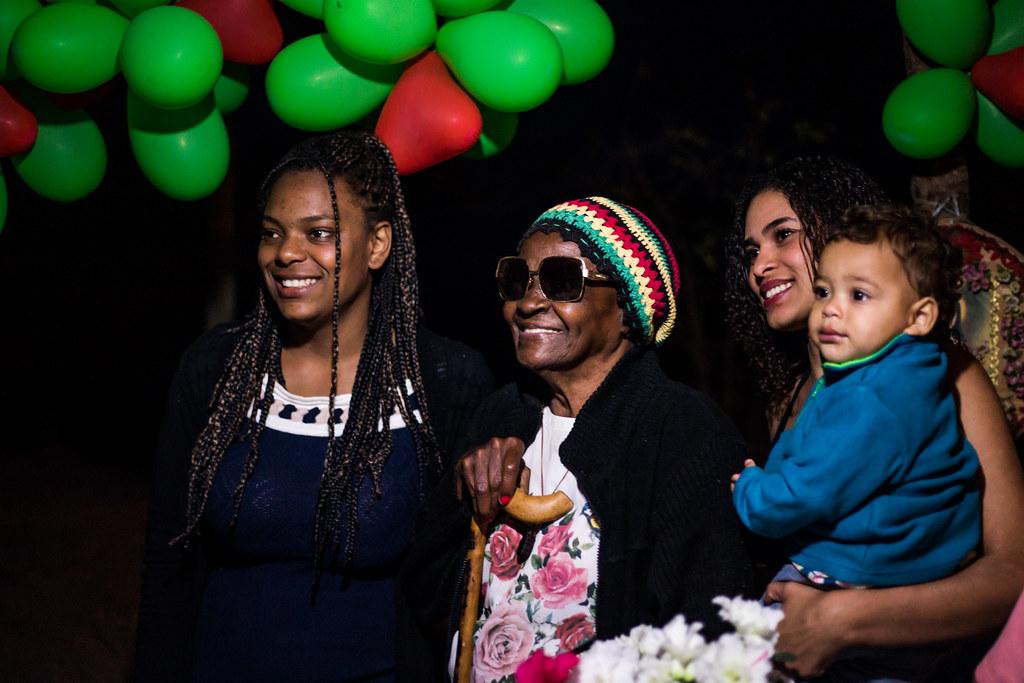 Comemoração do aniversario de 80 anos da Dona Mercês  • 04/08/19 • Serra do Cipó/MG