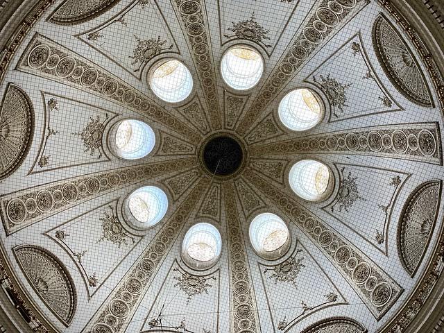 Ceiling, Hofburg Palace