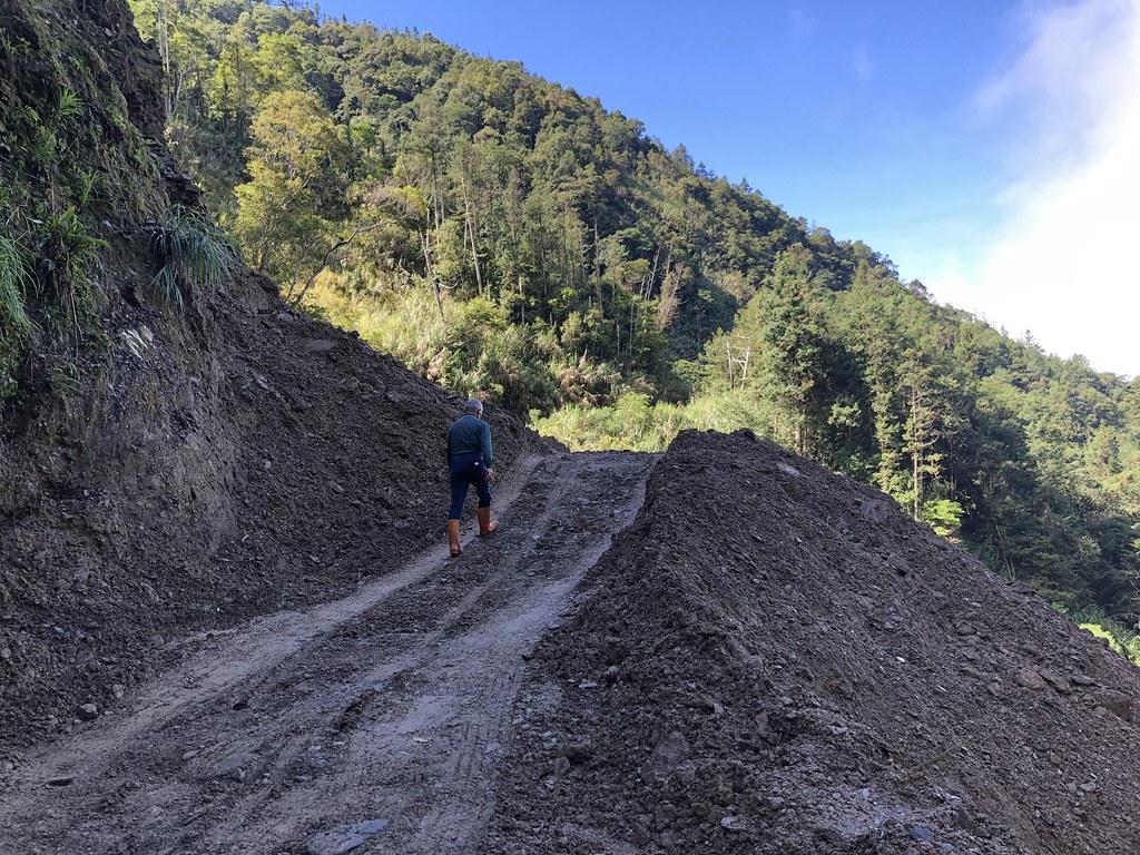 住在地質年輕的台灣人民,需打破崩塌地治理迷思,學習這項土地特質。攝影:廖靜蕙