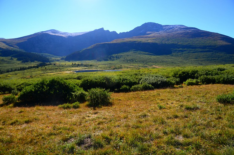 Mount Bierstadt from Guanella Pass