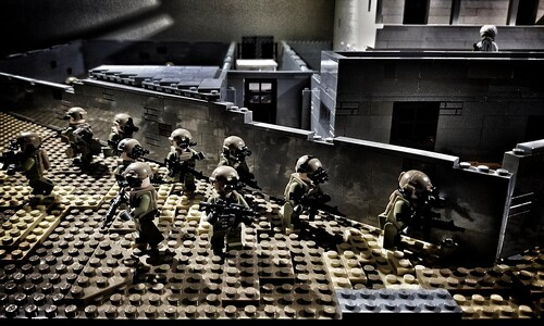Great Brick War: Phase 2- Join the fight now on Eurobricks.com!