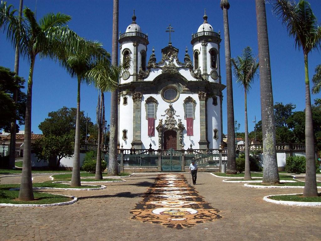 Igreja de São Francisco de Assis - São João del-Rei (MG)