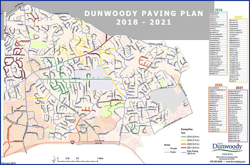 http://www.jkheneghan.com/city/meetings/2019/Aug/Dunwoody_Paving_2017-2021.pdf