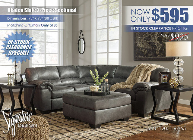 Bladen Slate 2-Piece Sectional_12001-55-67_ClearanceUpdate