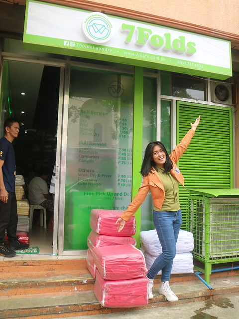 7 Folds Laundry Shop Quirino