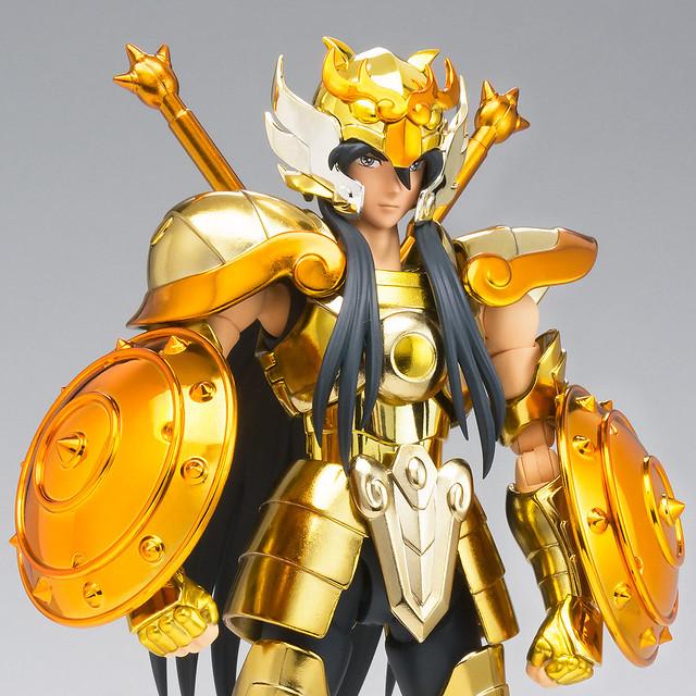 聖闘士聖衣神話EX 《聖闘士星矢 》「天秤座紫龍」繼承登場!ライブラ紫龍