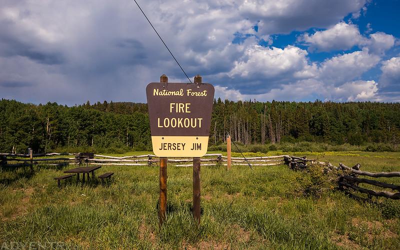 Jersey Jim Sign