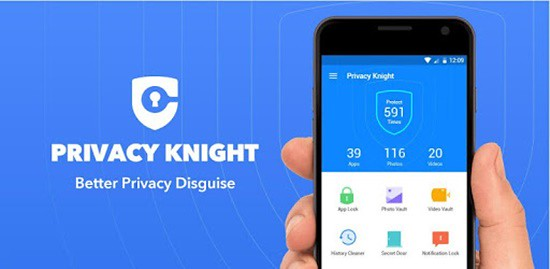 Privacy Knight Applock