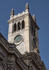 Reloj y Torre del Ayuntamiento.