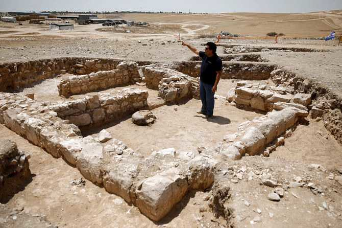 5268 1300 years old mosque discovered in Israel 02