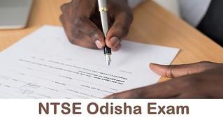 NTSE Odisha Exam
