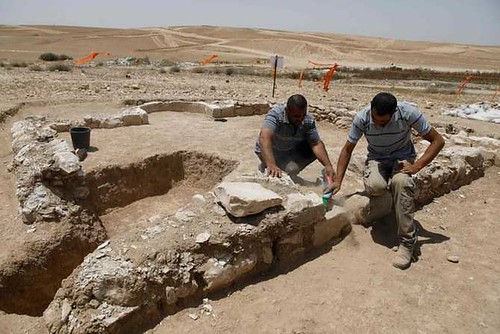 5268 1300 years old mosque discovered in Israel 03 | by Life in Saudi Arabia