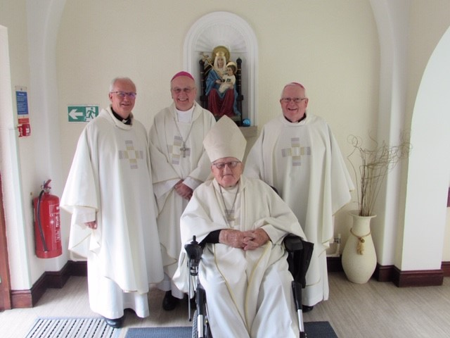 Bishop Leo - 70th anniversary