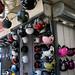 Motorcycle Helmets - Street Stall Mumbai Maharastra India