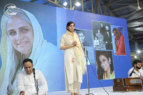 Speech by Meenakshi, Delhi