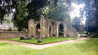 Abingdon garden folly