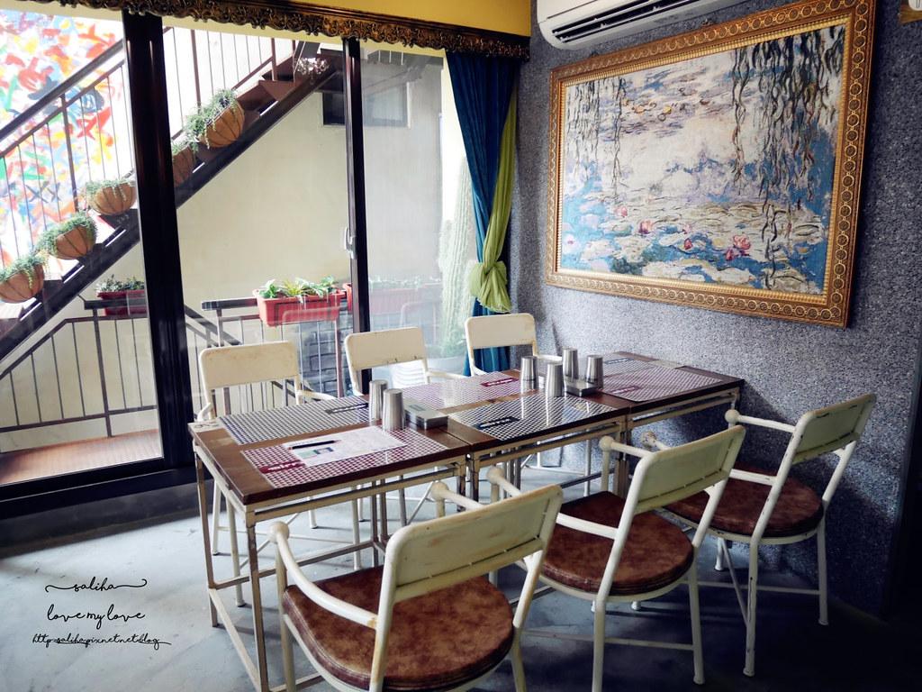 台中西區草悟道競子咖啡不限時間氣氛好浪漫愛麗絲夢幻餐廳 (2)