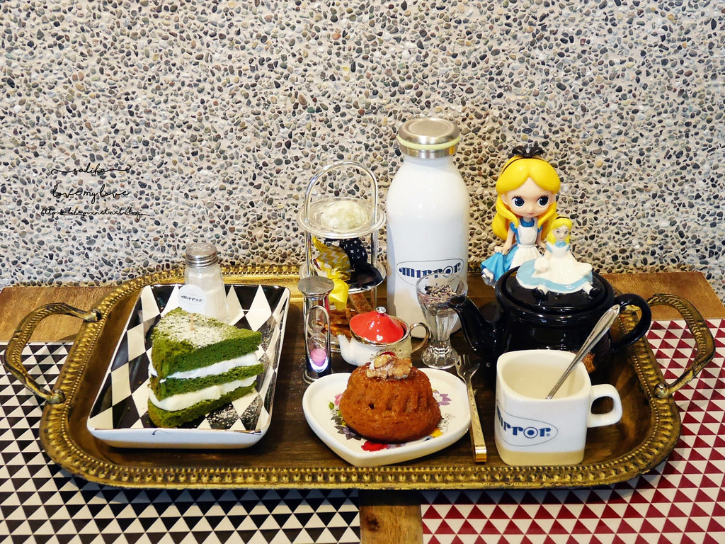 台中西區草悟道競子咖啡夢幻下午茶甜點ig打卡推薦 (1)